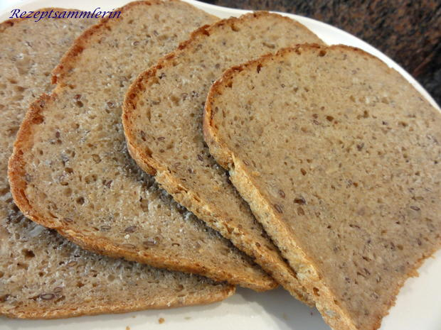 Brot:   ROGGENMISCH mit SAATEN - Rezept - Bild Nr. 6