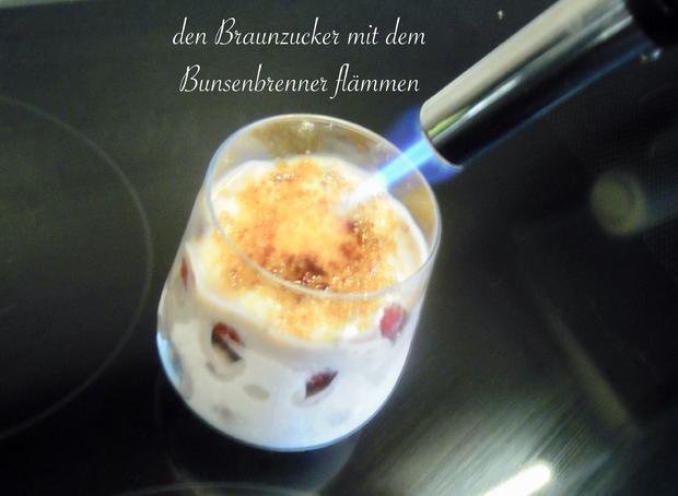 geeistes crunchy Himbeer Baiser Dessert - Kochbar Challange 7.0 - Juli 2020 - Rezept - Bild Nr. 17