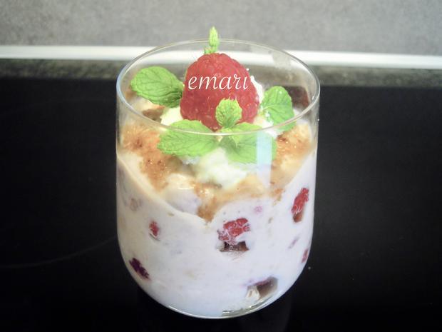 geeistes crunchy Himbeer Baiser Dessert - Kochbar Challange 7.0 - Juli 2020 - Rezept - Bild Nr. 20
