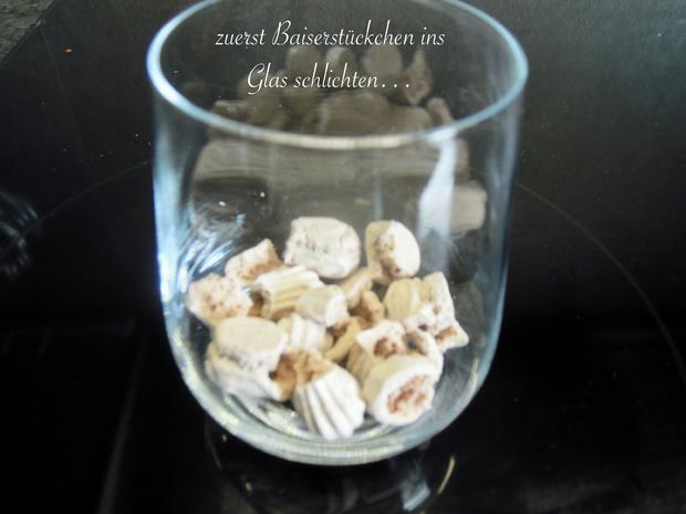 geeistes crunchy Himbeer Baiser Dessert - Kochbar Challange 7.0 - Juli 2020 - Rezept - Bild Nr. 23