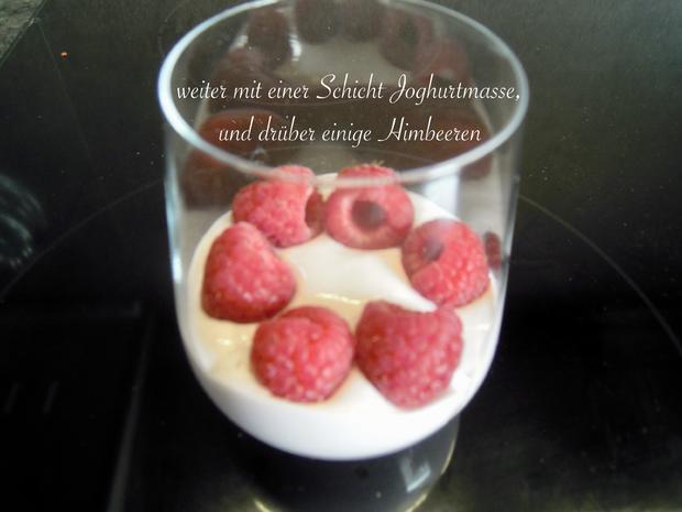 geeistes crunchy Himbeer Baiser Dessert - Kochbar Challange 7.0 - Juli 2020 - Rezept - Bild Nr. 24