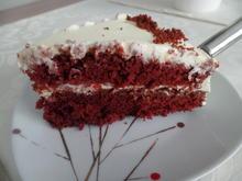 Red Velvet Cake - Rezept - Bild Nr. 10694