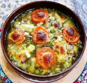Rezept: Italienische Gemüsesuppe - Minestra maritata