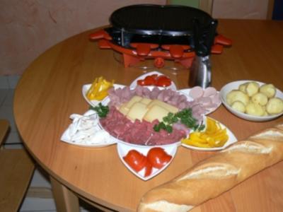 Raclette - Rezept