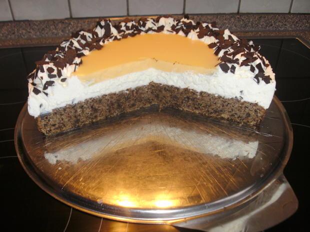 Eierlikör - Torte - Rezept - Bild Nr. 4
