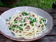 Reste Spaghetti allerlei - Rezept - Bild Nr. 2