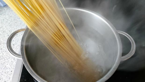 Reste Spaghetti allerlei - Rezept - Bild Nr. 3
