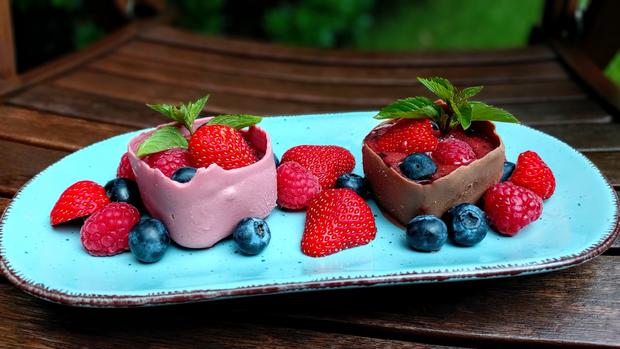 Fruchtige Schokoladenwürfel - kochbar Challenge 7.0 (Juli 2020) - Rezept - Bild Nr. 8