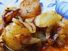 Bratkartoffeln alla Francesca - Rezept - Bild Nr. 3