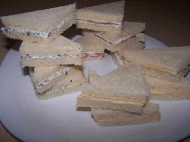 Mini-Sandwiches - Rezept - Bild Nr. 8