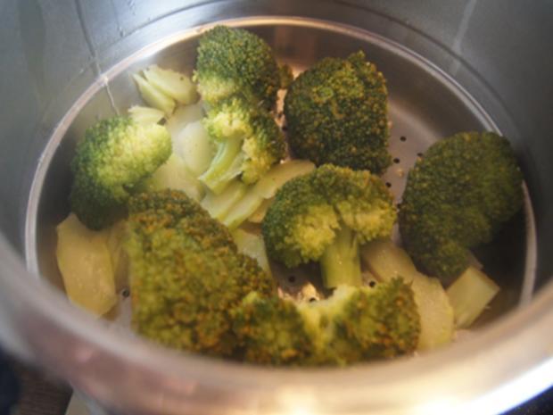 Schlemmer Filet à la Bordelaise mit Brokkoli und deftigen Bratkartoffeln - Rezept - Bild Nr. 8