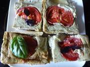 Tomaten - Pesto - Kuchen - Rezept - Bild Nr. 2