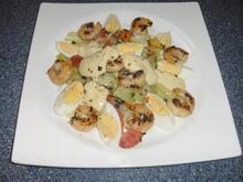 Salat mit Garnelen - Rezept - Bild Nr. 2