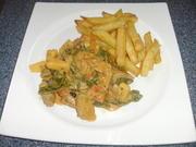 Filetpfanne mit Gemüse - Rezept - Bild Nr. 2