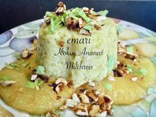 Kokos Ananas Milchreis - Rezept - Bild Nr. 2