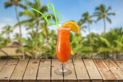 Rezept: Bahama Mama