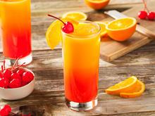 Tequila Sunrise - Rezept - Bild Nr. 2