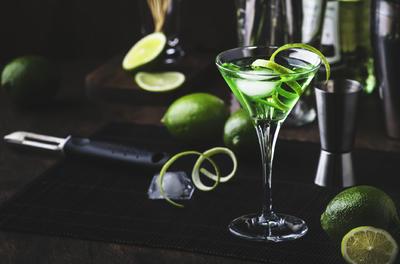 Vesper Martini - Rezept - Bild Nr. 2