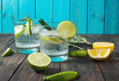 Gin Fizz - Rezept - Bild Nr. 2