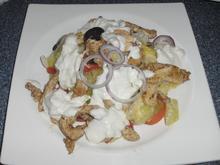 Gyros-Salat - Rezept - Bild Nr. 2