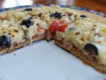 Saftig-würzige Pfannenpizza - Rezept - Bild Nr. 3