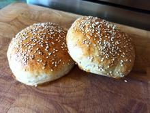 Burger Brötchen - Rezept - Bild Nr. 2