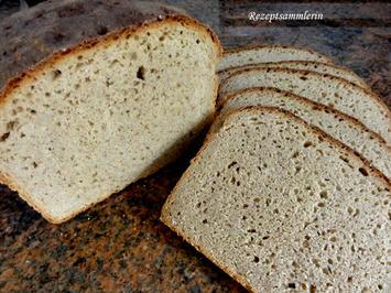 Brot:   ROGGEN ~ MISCHBROT - Rezept - Bild Nr. 2