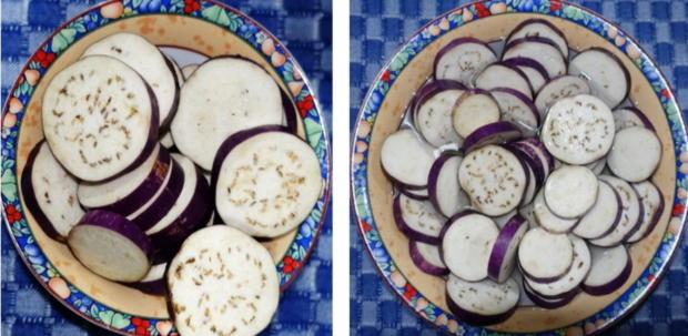 Italienischer Nudelauflauf mit Auberginen und Tomaten - Rezept - Bild Nr. 3