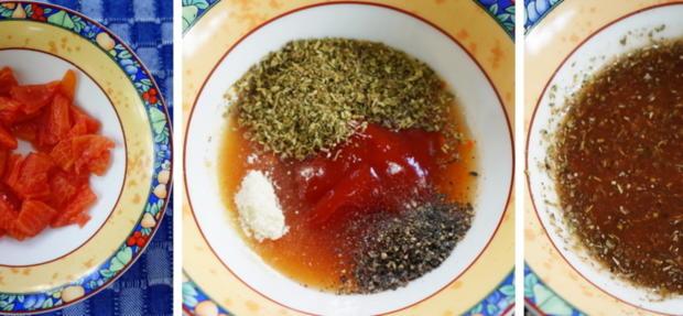 Italienischer Nudelauflauf mit Auberginen und Tomaten - Rezept - Bild Nr. 6
