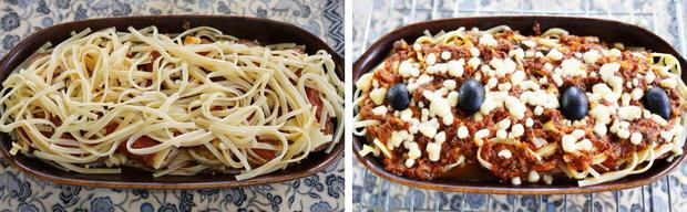 Italienischer Nudelauflauf mit Auberginen und Tomaten - Rezept - Bild Nr. 11