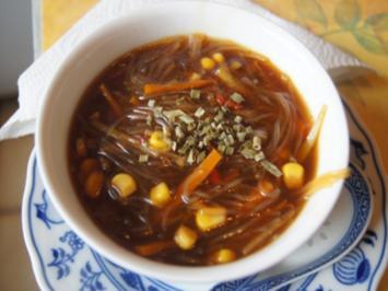 Sauer-scharfe-Gemüsesuppe - Rezept - Bild Nr. 2
