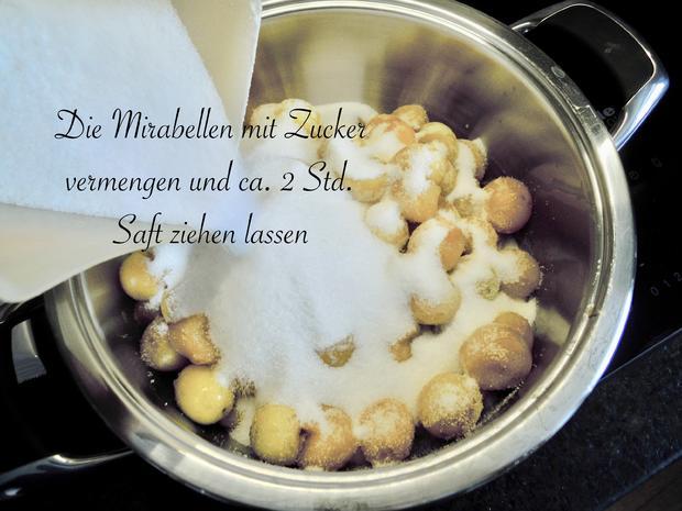 Mirabellen Sirup - Rezept - Bild Nr. 3