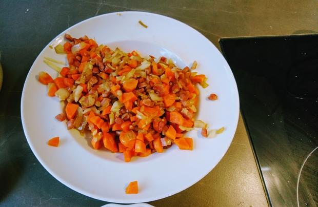 Zucchini-Speckquiche - Rezept - Bild Nr. 6