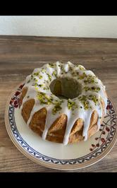 Zucchini-Zitronen Kuchen - Rezept - Bild Nr. 2