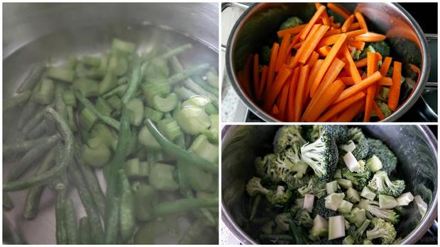 Beilage - Gemüse aus dem Wok - Rezept - Bild Nr. 8