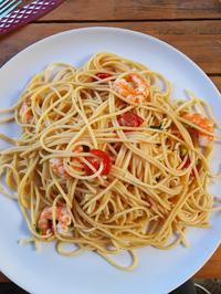 Spaghetti mit bayerischer Garnele und Tomaten - Rezept - Bild Nr. 2