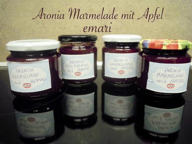 Aronia Marmelade und Aronia Sirup - Rezept - Bild Nr. 27
