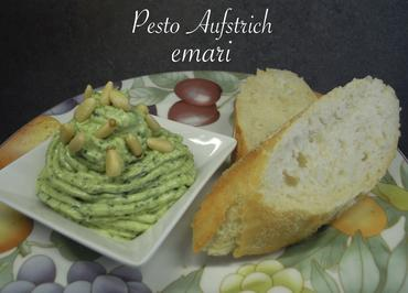 Pesto Aufstrich - Rezept - Bild Nr. 2