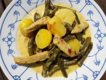 Kartoffel-Bohnen-Pfanne - Rezept - Bild Nr. 2