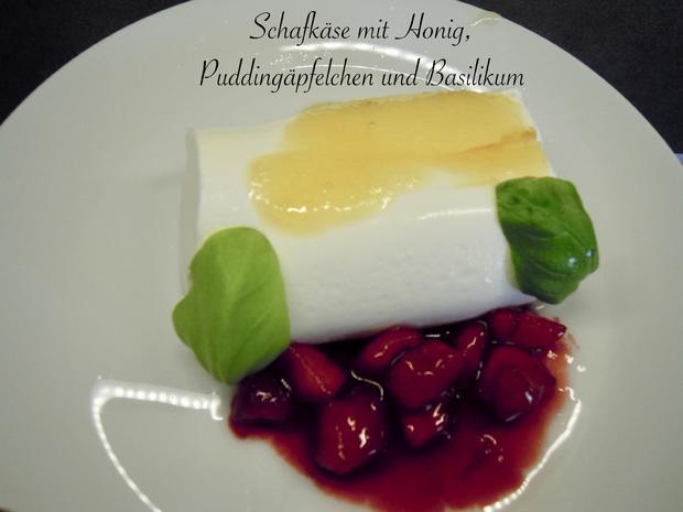 rote Pudding Äpfelchen - Rezept - Bild Nr. 11