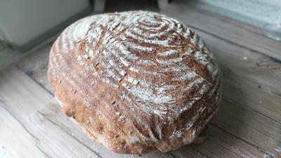 Brot aus Mehlresten - Rezept - Bild Nr. 2