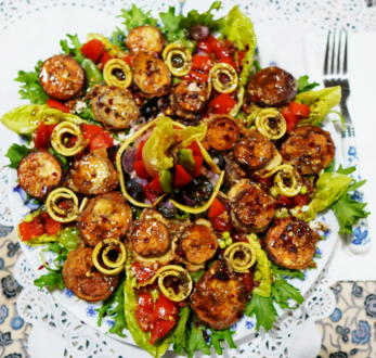 Salatrad Lukullus - Rezept - Bild Nr. 11025