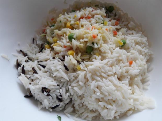 Paprika mit Gemüse-Reis-Füllung - Rezept - Bild Nr. 6