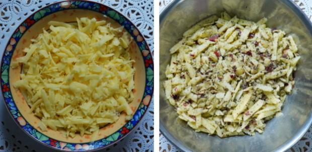 Italienische, überbackene Kartoffeln - Patate al forno - Rezept - Bild Nr. 5
