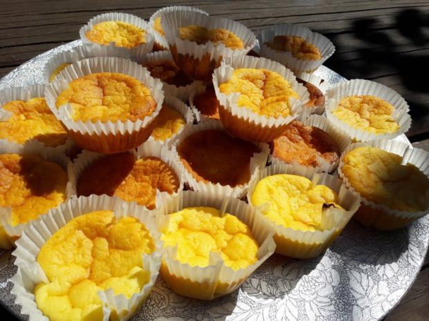 Kleine Quarkkuchen - Rezept - Bild Nr. 3