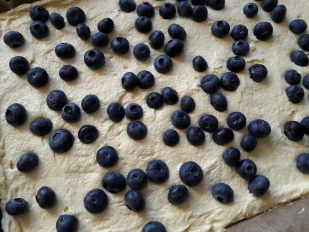Blaubeerkuchen - Rezept - Bild Nr. 8