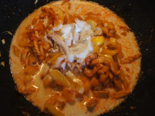 Rotes Thai-Curry mit Mie-Nudeln - Rezept - Bild Nr. 17