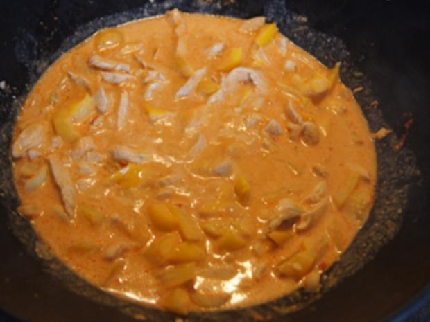 Rotes Thai-Curry mit Mie-Nudeln - Rezept - Bild Nr. 18