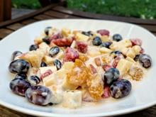 Fruchtiger Käsesalat - Rezept - Bild Nr. 3