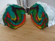 Joghurt-Papageien-Kuchen - Rezept - Bild Nr. 3